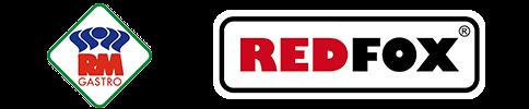 gastro vybavenie RM Gastro , Redfox - Logo