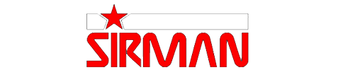 nározové stroje Sirman - logo